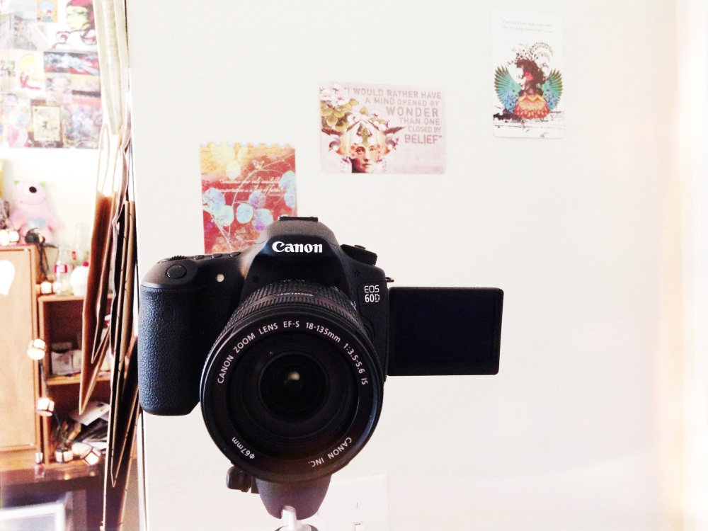 Canon 60D My Love
