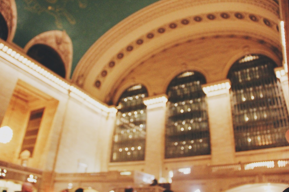 'tis all lovely in Grand Central Station