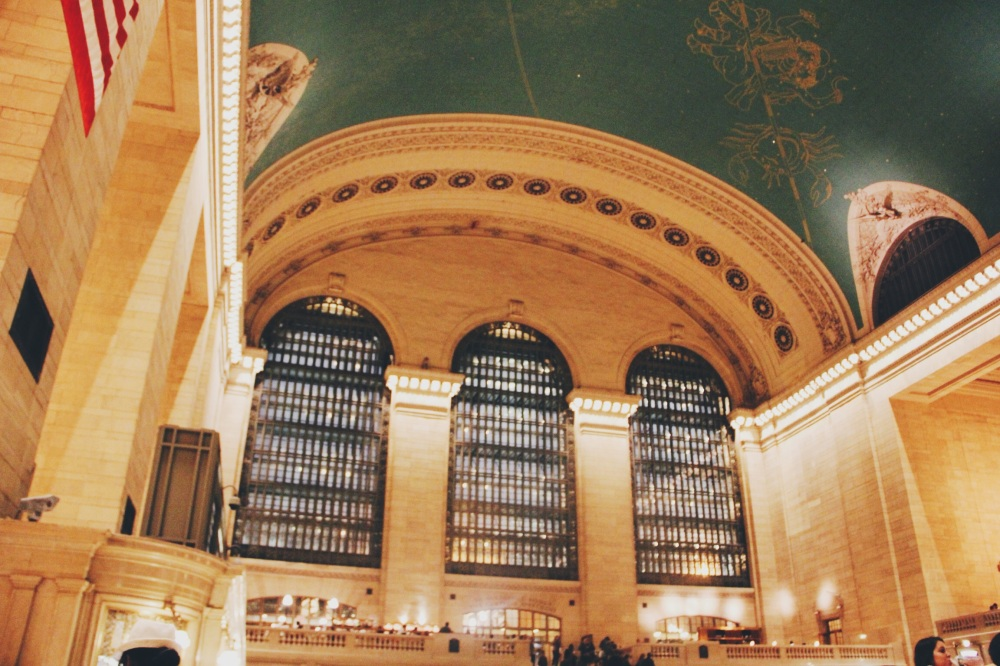 Awe in Grand Central