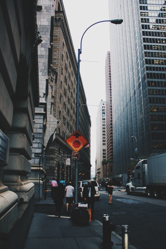 Financial District Architecture Photography