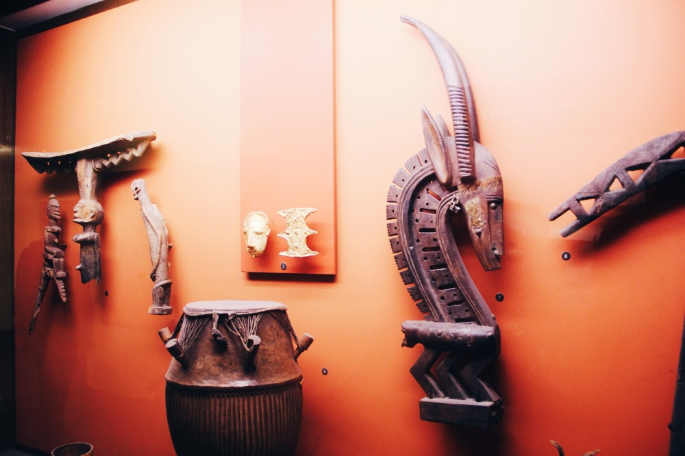 African Peoples Exhibits In the Natural History Museum