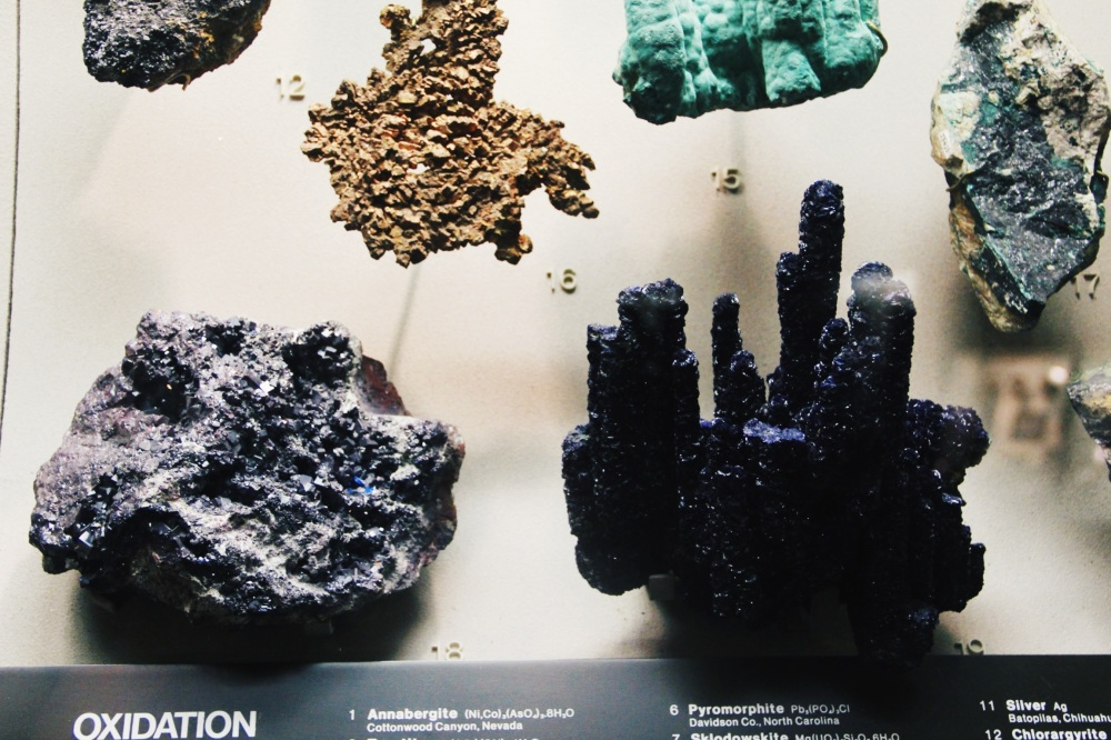 Lets Study Gems and Minerals yes?