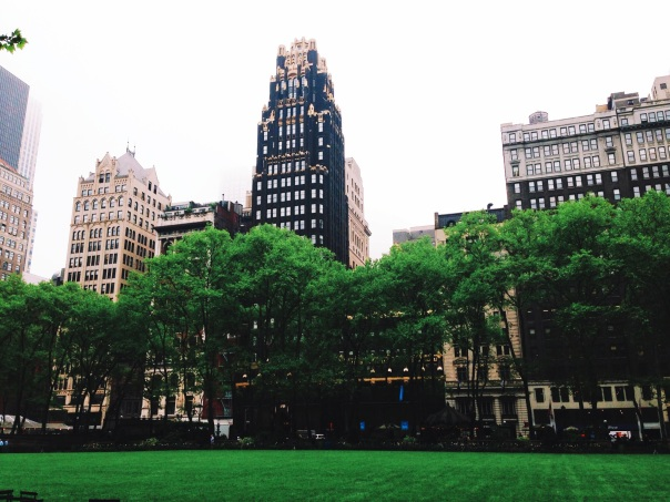 Bryant Park Views