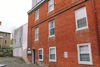 red bring in Belfast, Maine