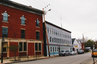 Wandering In Belfast, Maine