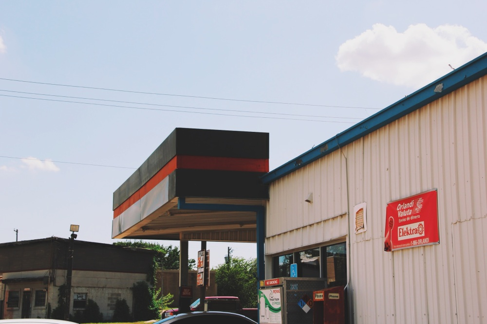 pilot point gas station
