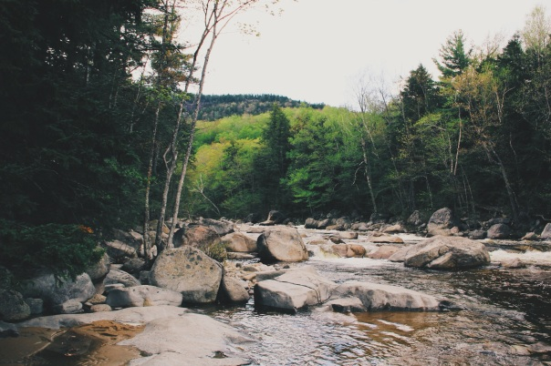 New Hampshire rivers