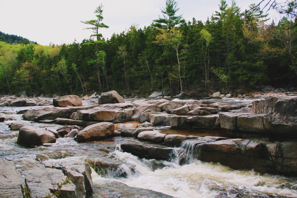 New Hampshire river photography