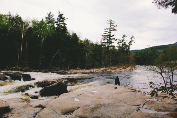 River Exploring in New Hampshire