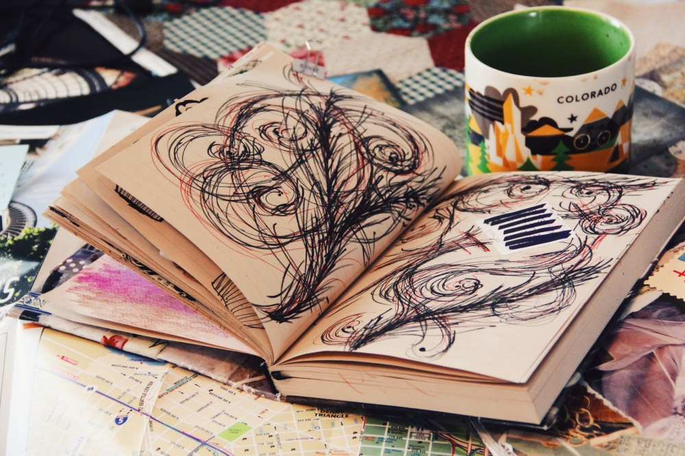 art time and coffee