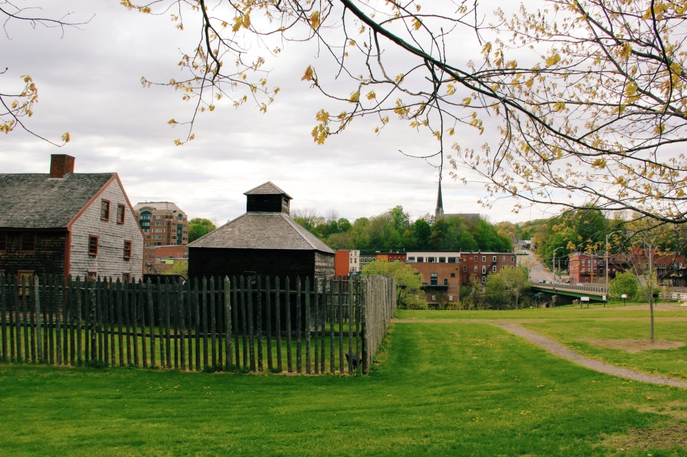 Old Fort Western, Augusta Maine