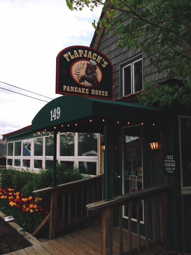 Flapjacks in New Hampshire