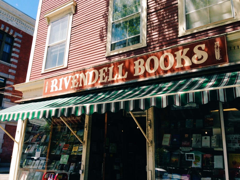 Rivendell Books, heck yes! Montpelier VT