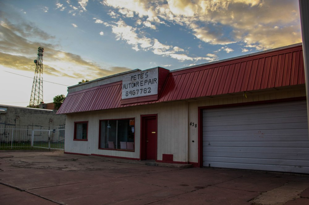 Pete's Auto Repair, Trinidad CO