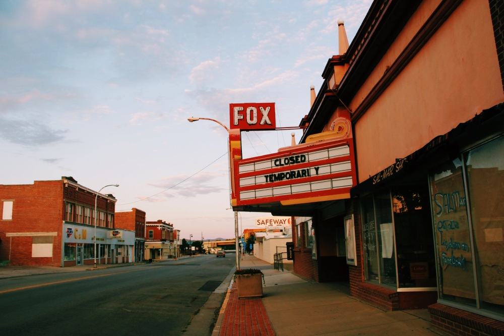 Fox, Closed Temporarily