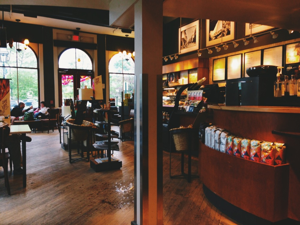 The nicest starbucks we visited