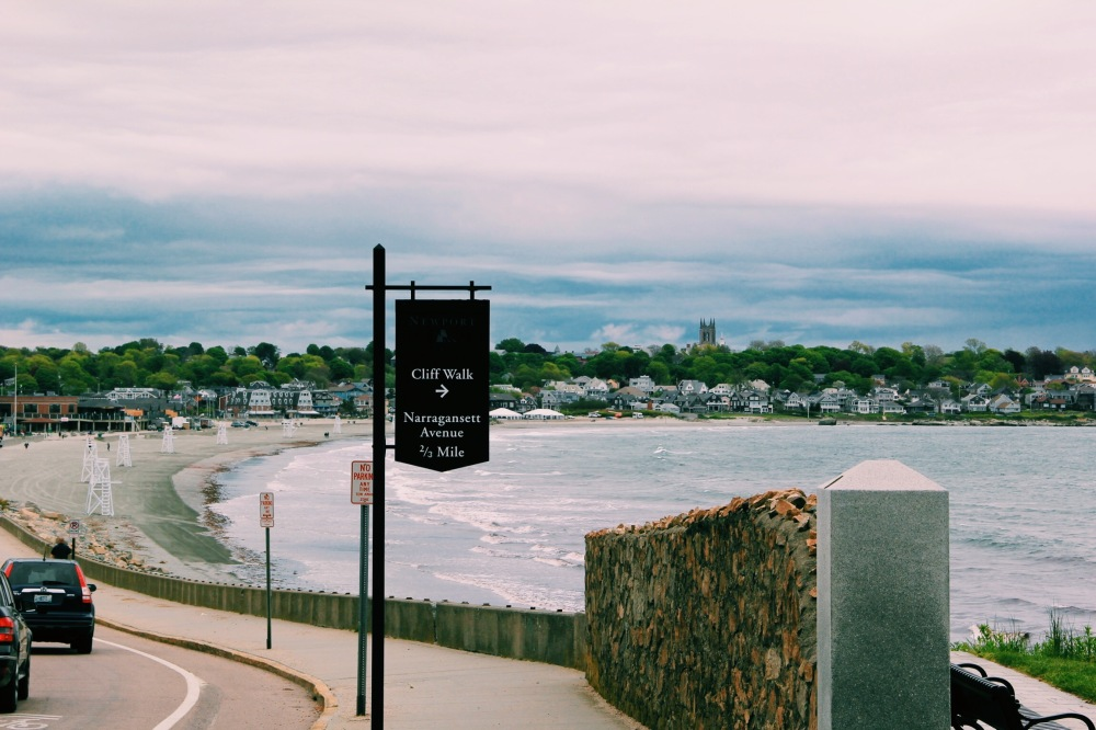 The Cliffwalk, Newport RI