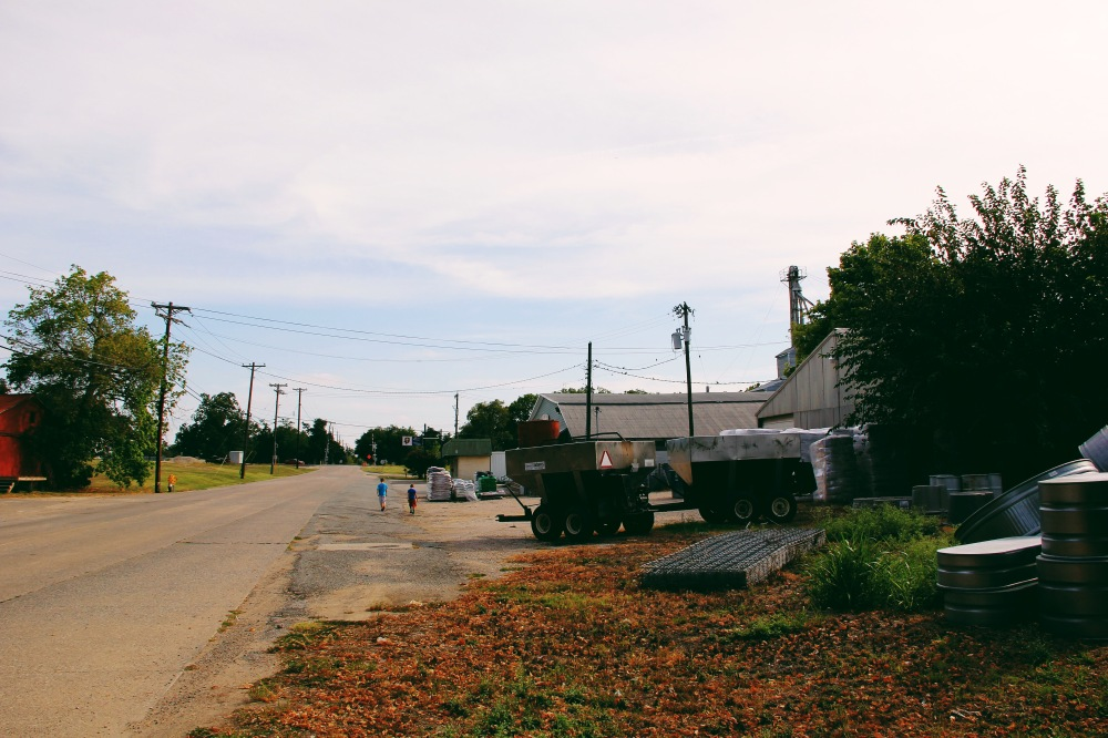 walk down this road, farmersville texas
