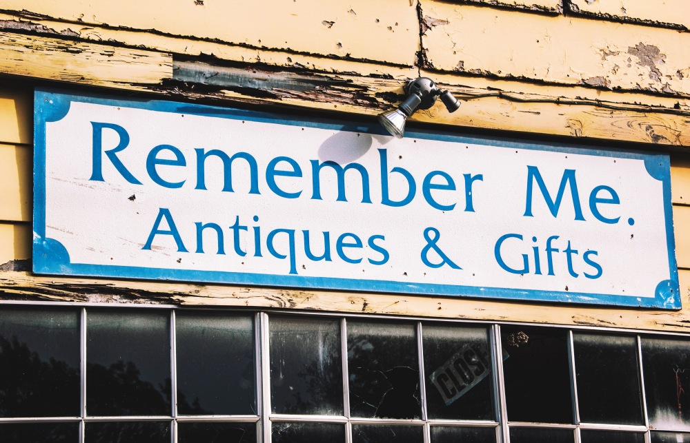 remember me, antiques and gifts, caddo mills