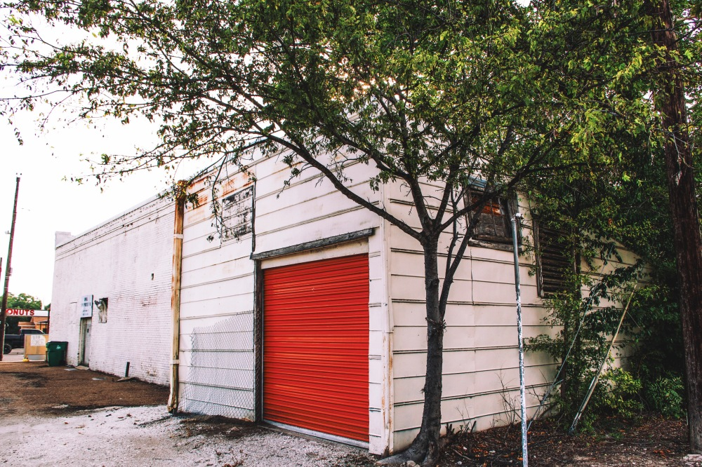 red door, Caddo Mills Texas