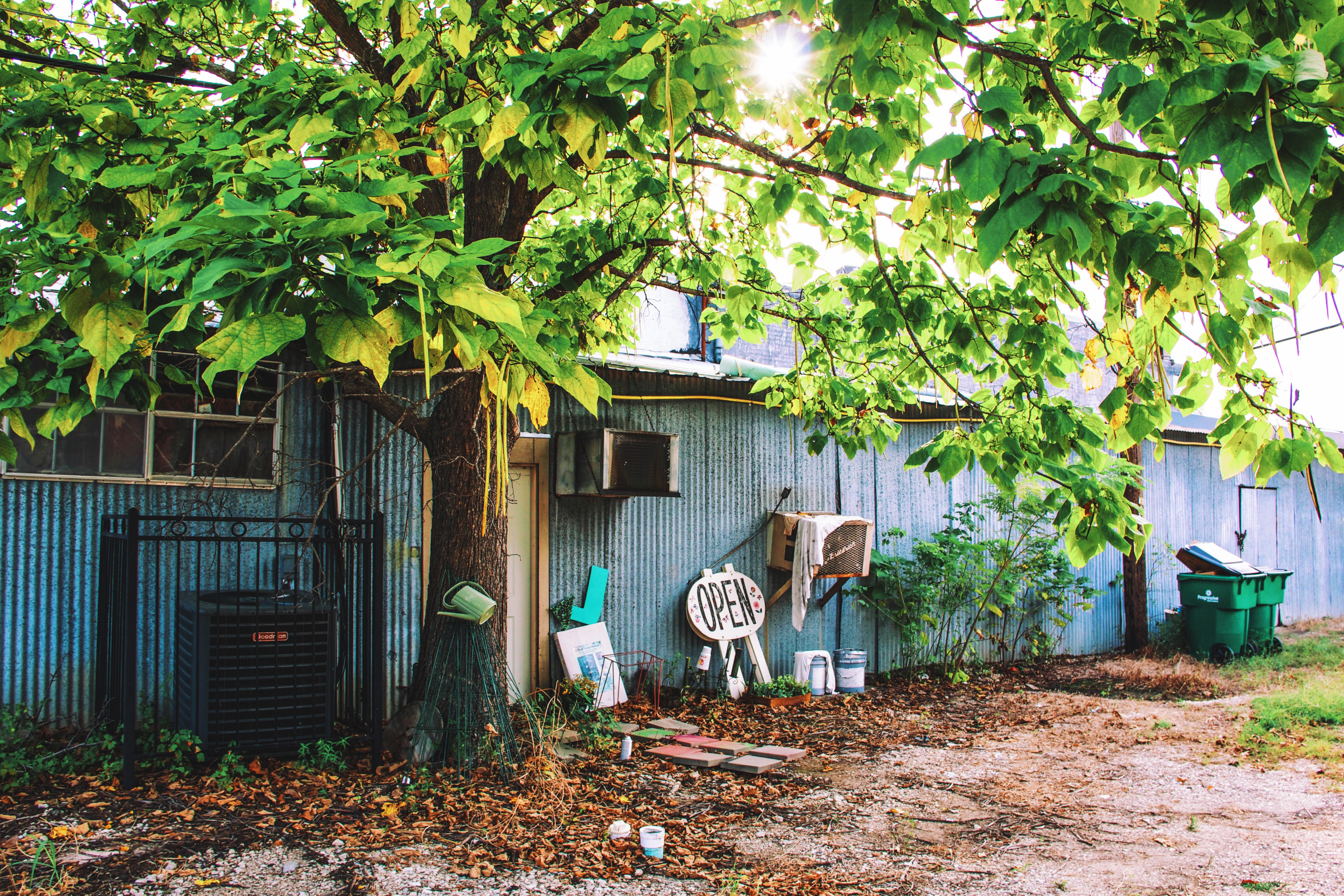 Car Town Caddo Mills >> There Is a Back Alley- Caddo Mills, Texas | Sleepy Coffee and Fables