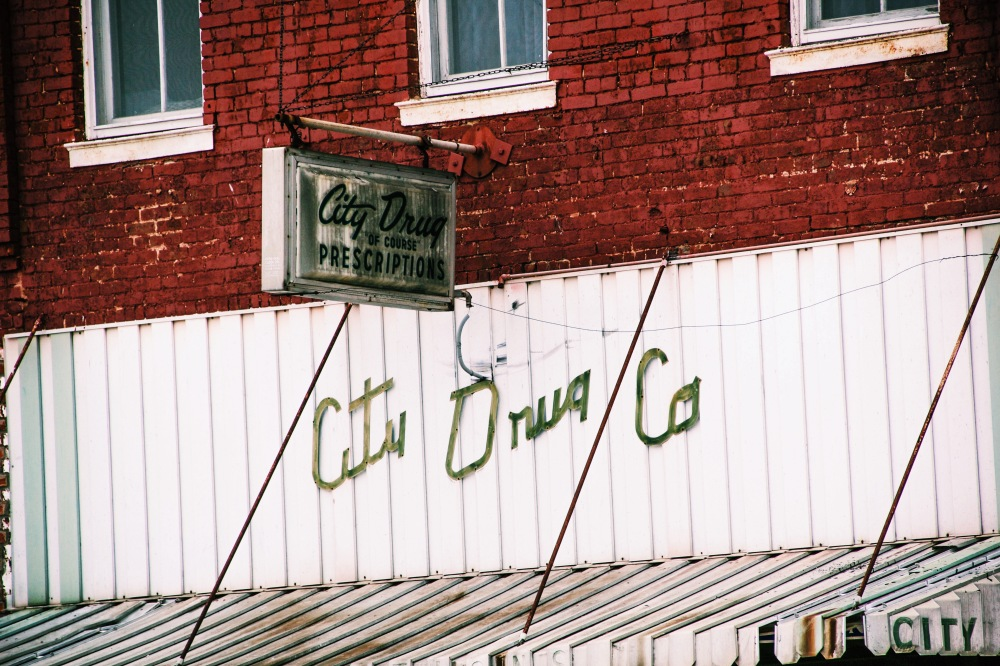 City Drug Co. Van Alstyne, FablesandCoffee