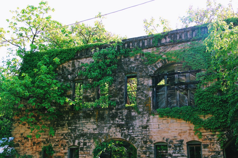 Lovely Green, Eureka Springs