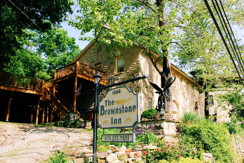The Brownstone Inn, Eureka Springs,AR