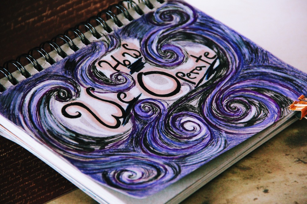 how we operate, swirls art