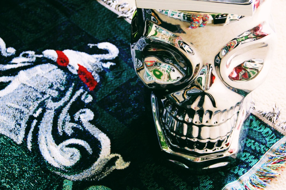 Skully and Slytherin