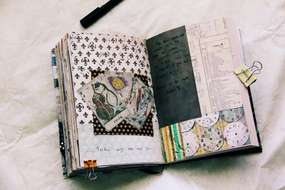 Art Journal Monda