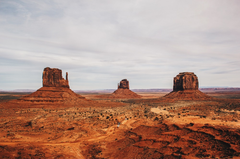 Monument Valley, Navajo Tribal Park, Utah
