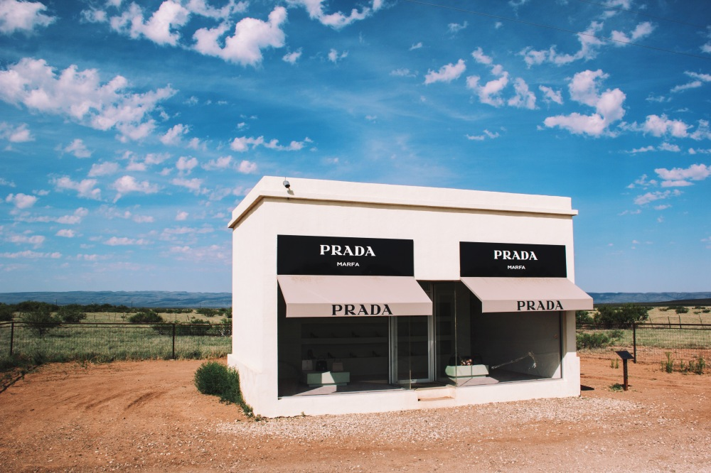 prada marfa sleepy coffee and fables. Black Bedroom Furniture Sets. Home Design Ideas