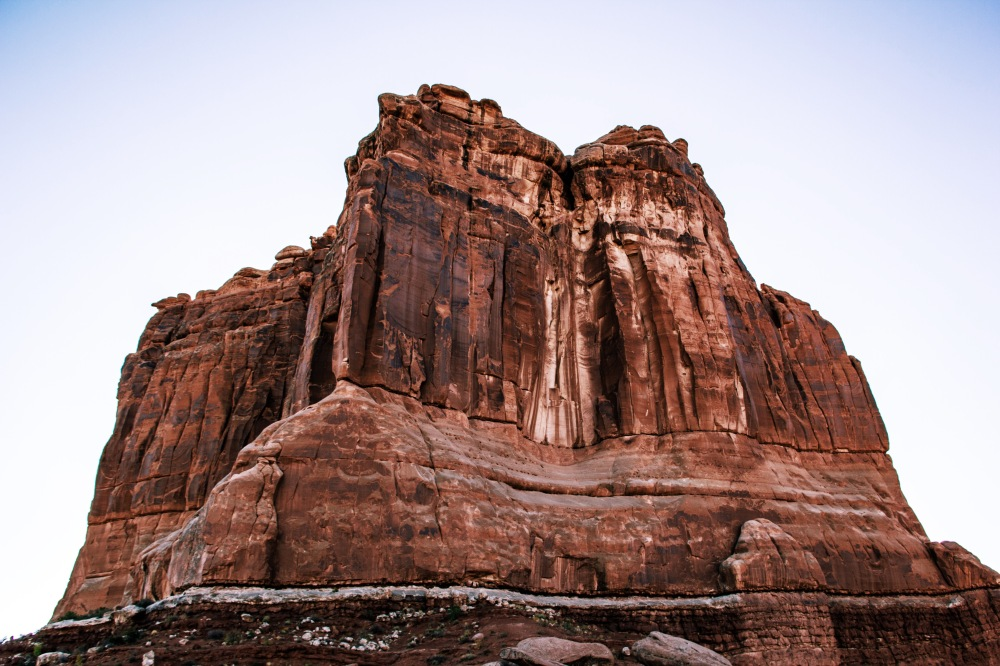 The Organ at Arches National Park