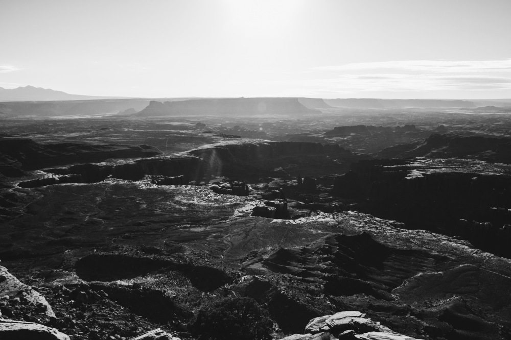 Canyonlands National Park in October
