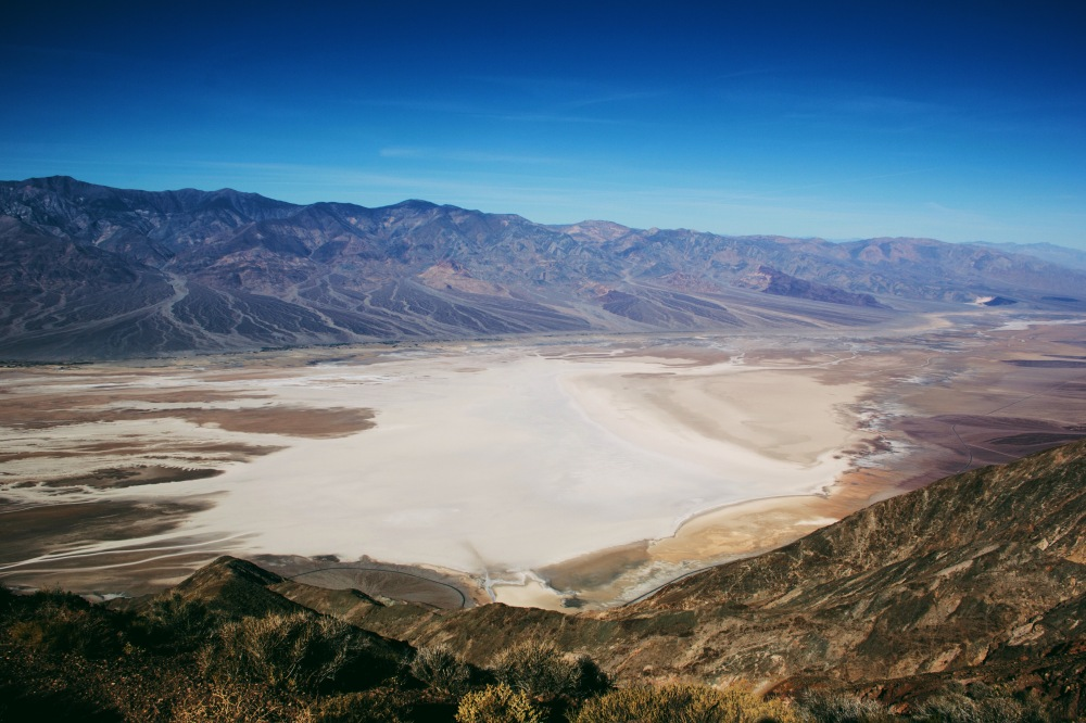 Dante's View, Death Valley NP