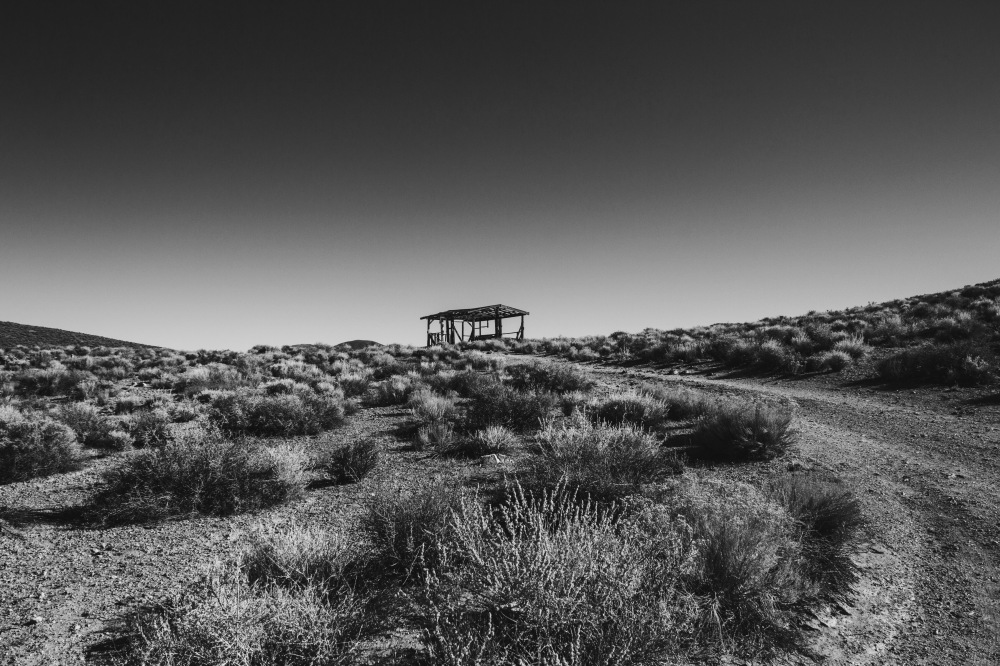 Death Valley National Park, Abandon places