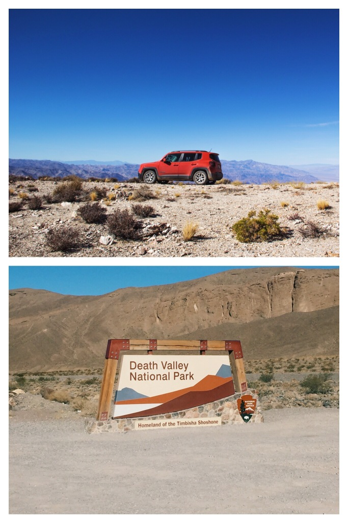 Fablesandcoffee Death Valley Collage