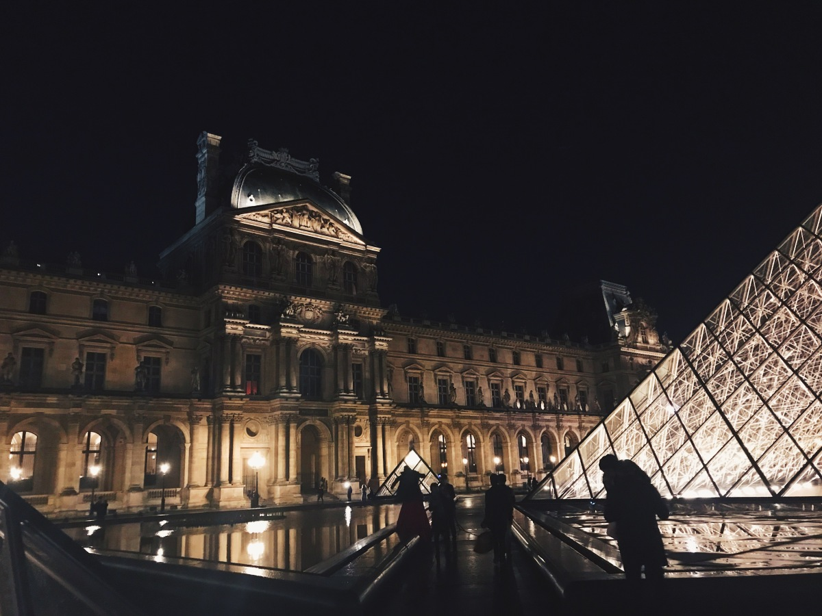 A Goodbye to Versailles and Hello To A Magical Night Out- Paris, France